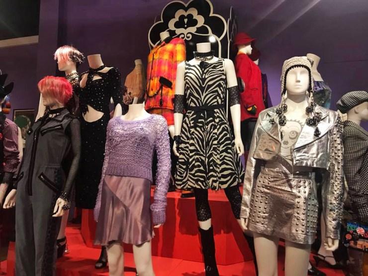 Anna Sui Fashion Textiles Museum Punk