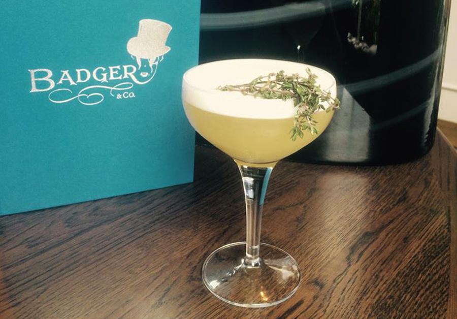 Badger and Co Cocktail Bar Food Edinburgh Scotland Travel Itinerary