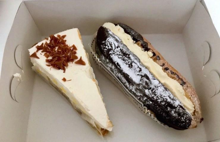 Sicilian Pastry Shop Leith Edinburgh Scotland Travel Coffee Cafe Cakes