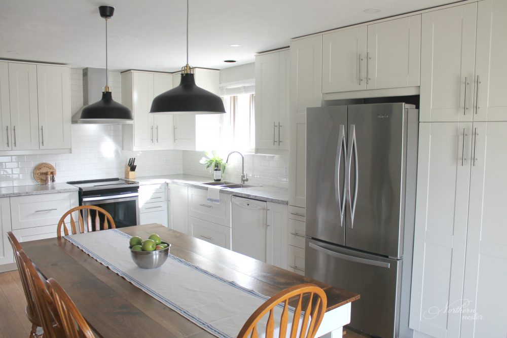 Ikea's Tall Cabinet Accessories on Kitchen  id=27945
