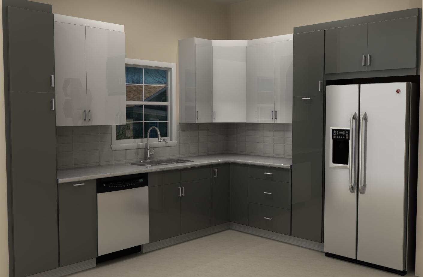Decorating Top Refrigerator