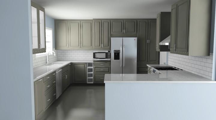 Small Ikea Kitchen Cost