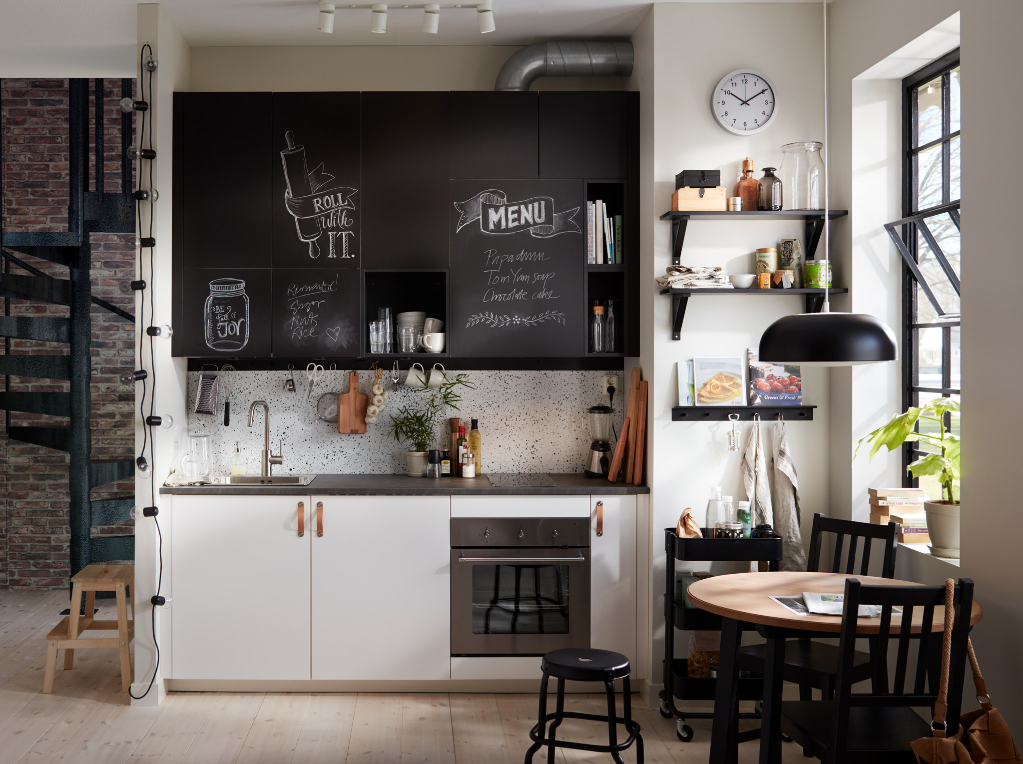 Ikea Kitchen Pictures 2017