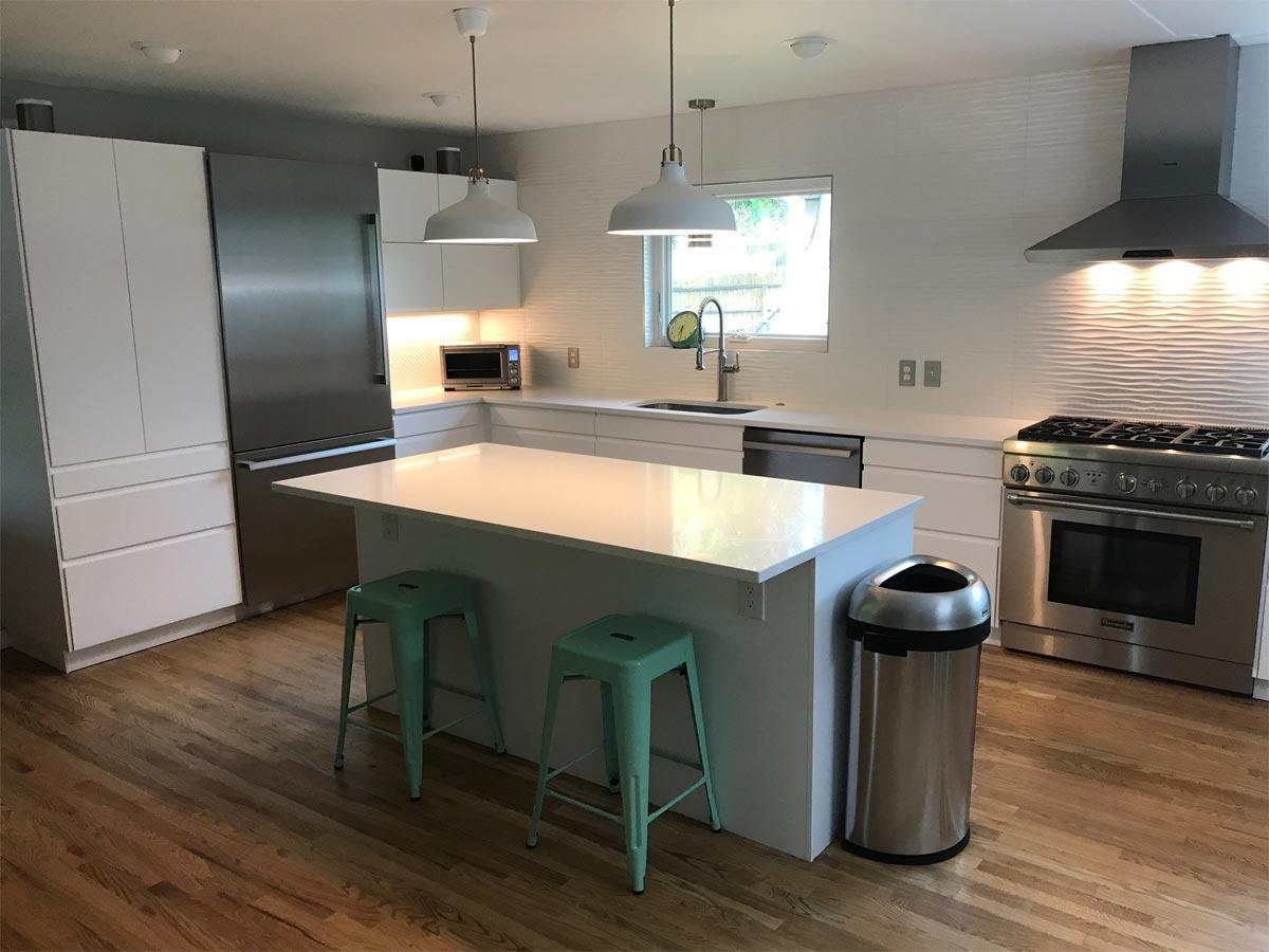5 White IKEA Kitchens That We Love on Kitchen  id=45739