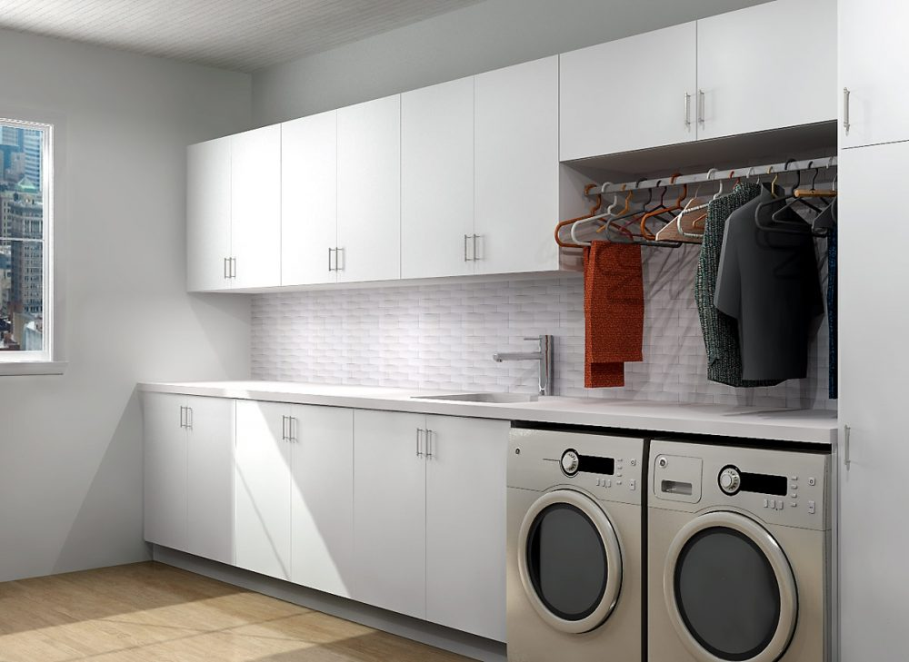 Turn IKEA Cabinetry Into Your Ideal Laundry Space on Laundry Cabinets  id=12972