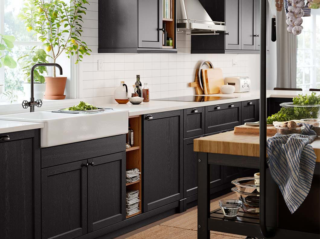Designer Tips: How We Design and Organize an IKEA Kosher ... on Kitchen  id=53205