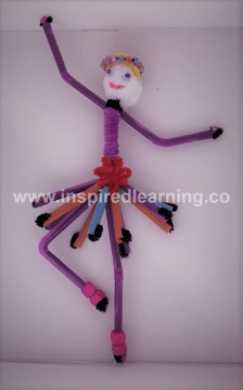 ballerina straws and pipe cleaners watermarked
