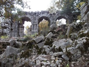 Olympos Ruins
