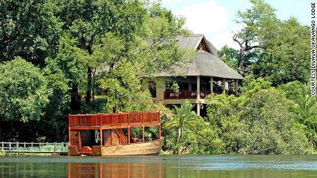 Caprivi: Namibia's unspoilt attraction.