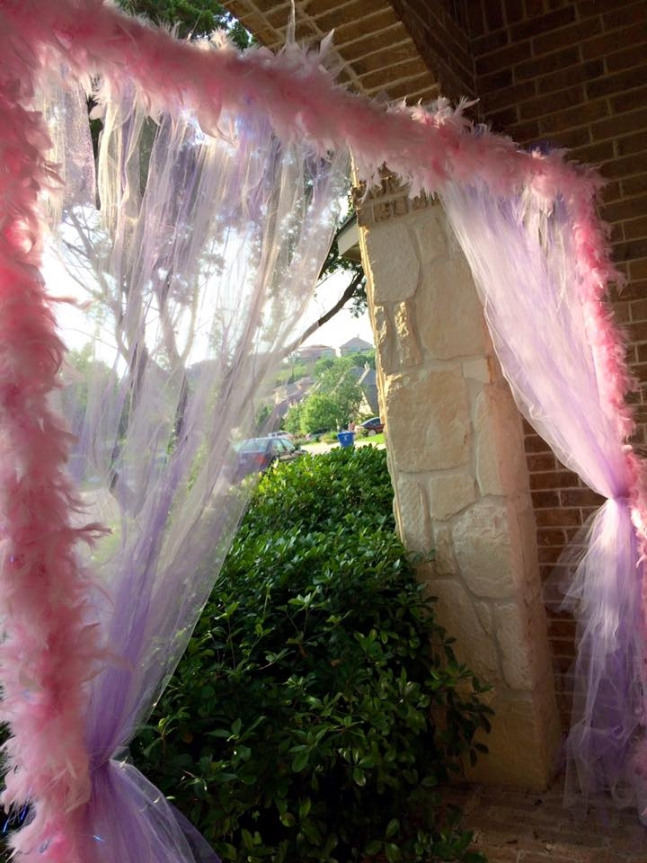 Pink and Purple Princess Party