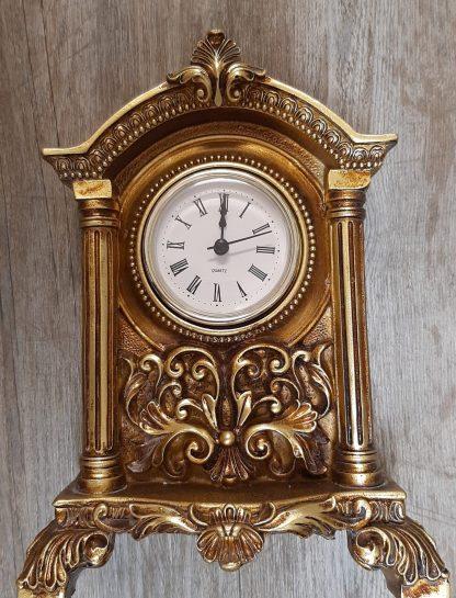 Gold Mantel Clock