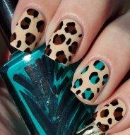 animal print manicure_11