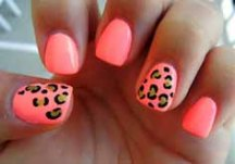 animal print manicure_3
