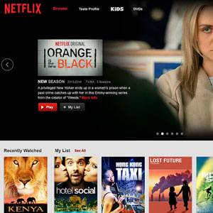 A bug in Google Chrome makes it easy to download movies from Netflix