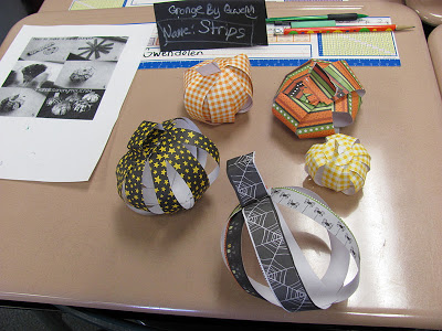 expository writing with pumpkins