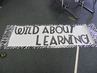 Wild About Learning Freebie!