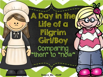 a day in the life of a pilgrim comparing then to now