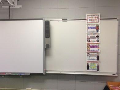 beginning of year bulletin boards