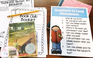 Student-Led Conversations in Book Clubs