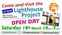 Saturday 18th March – Come to our Open Day