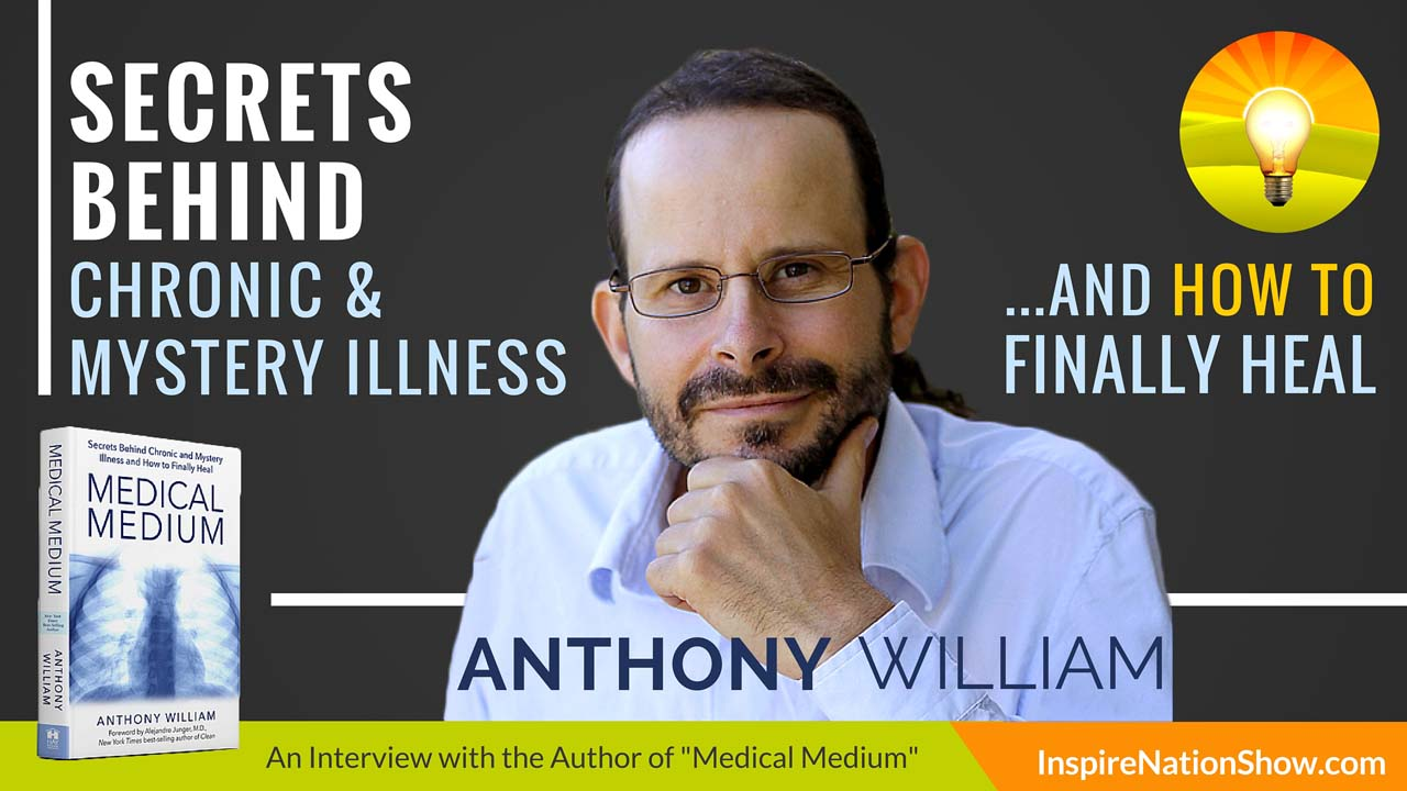 Anthony-William-Inspire-Nation-Show-podcast-Medical-Medium-secrets-behind-chronic-mystery-illness-how-to-finally-heal-alternative-health-detox-diet-spiritual-self-help