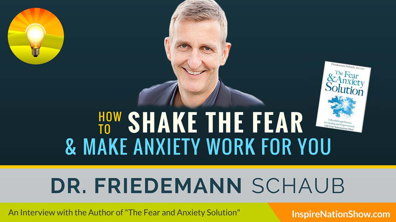 Listen to Michael Sandler's interview w/Dr. Friedmann Schaub at http://www.InspireNationShow.com