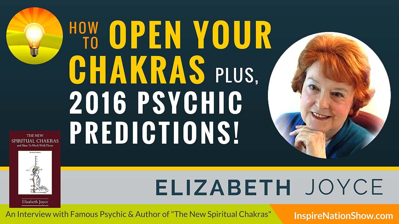 Listen to Michael Sandler's interview w/Elizabeth Joyce at http://www.InspireNationShow.com