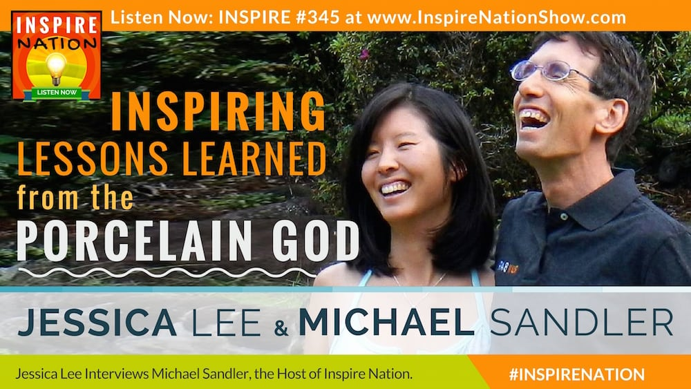 Michael Sandler & Jessica Lee share candidly about lessons learned from a bout of food poisoning.