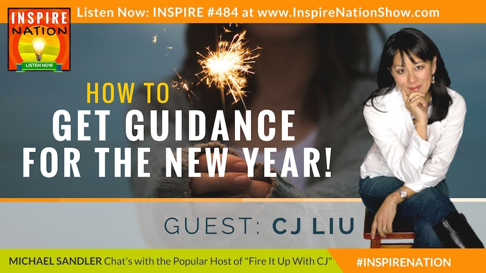 Listen to Michael Sandler's interview with CJ Liu on getting guidance for the New Year!
