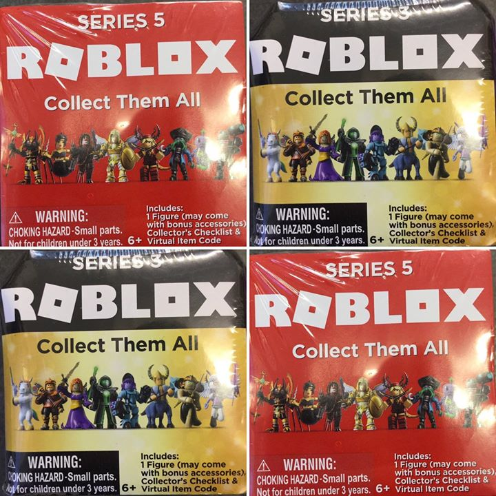 Feeling Lucky Check Out The Mystery Bags And Boxes From Roblox