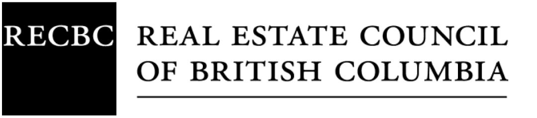 Real Estate Council of British Columbia provides licenses for Strata Management Services and Rental Property Management Services.