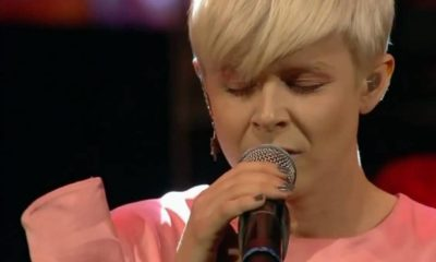 watch Robyn cover Hyperballad Bjork amazing covers