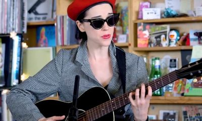 St Vincent Tiny Desk Concert NPR