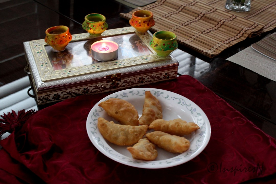 Karanji Diwali Sweet