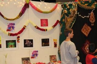 Diwali booth