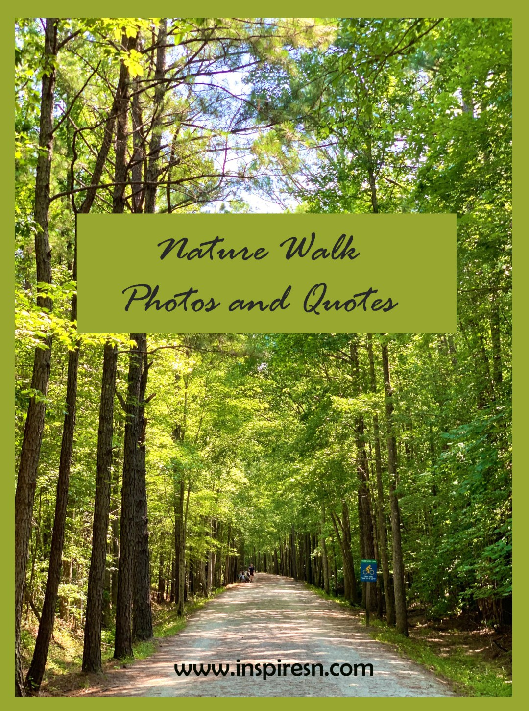 Nature walk - American Tobacco Trail