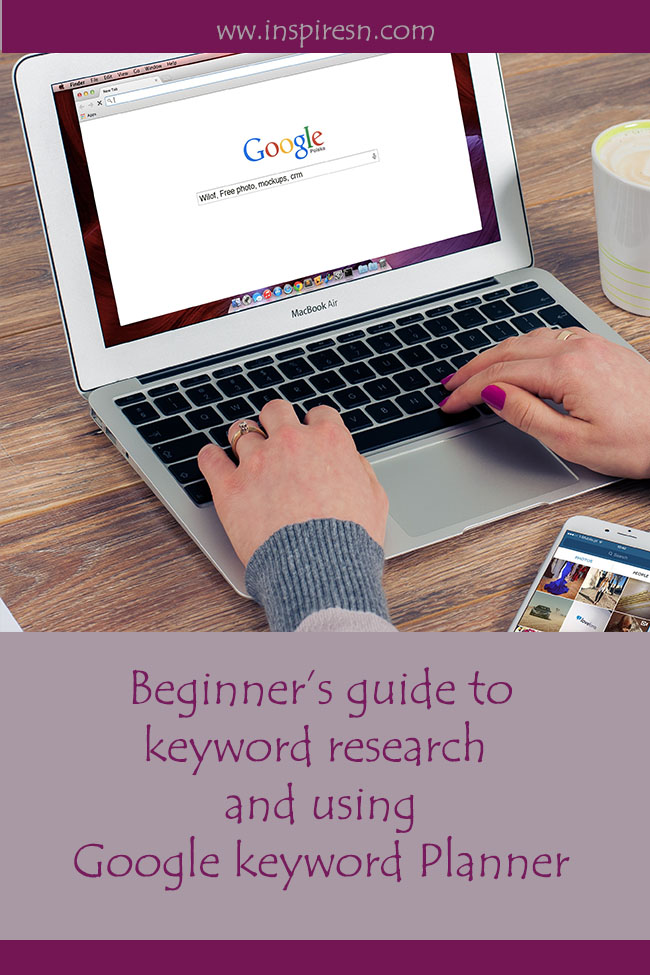 Beginner's guide to keyword research
