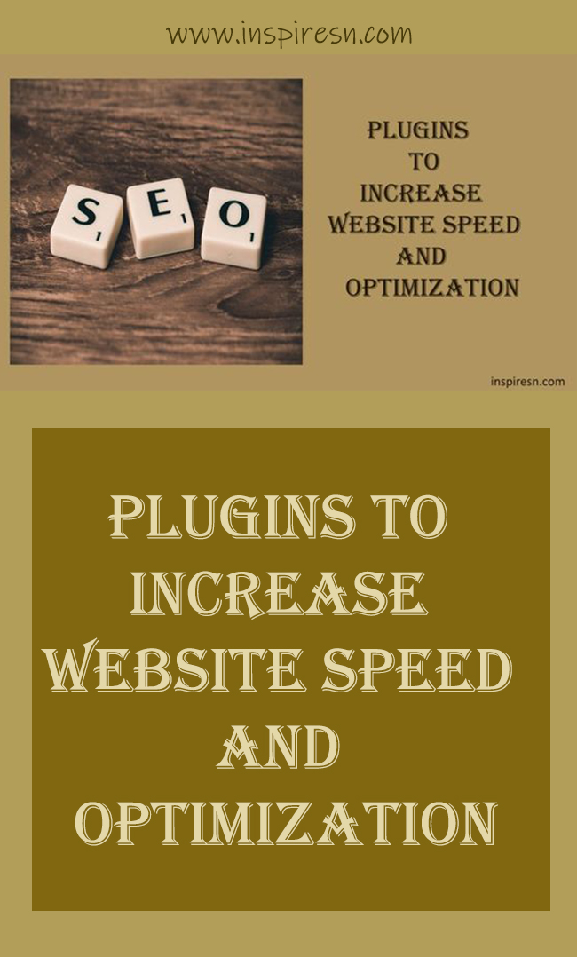 plugins for website speed and optimization