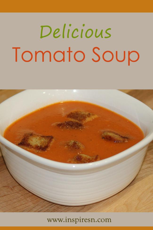 Tomato Onion Soup