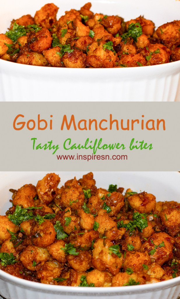 Gobi Manchurian dry crispy
