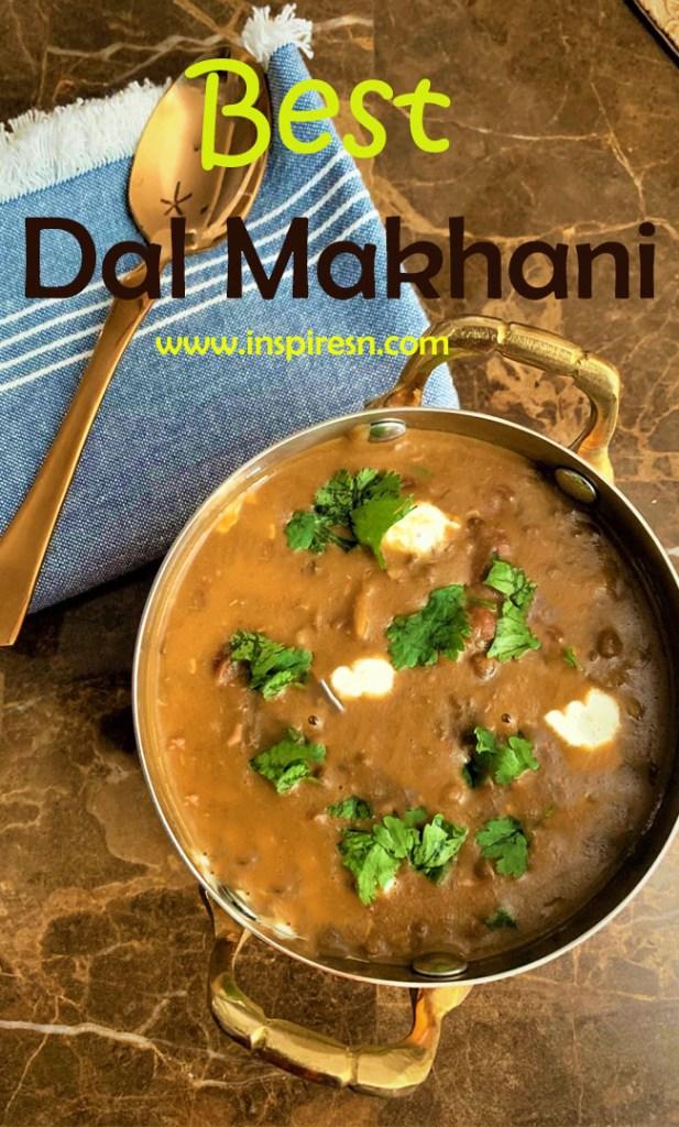 Best Dal Makhani