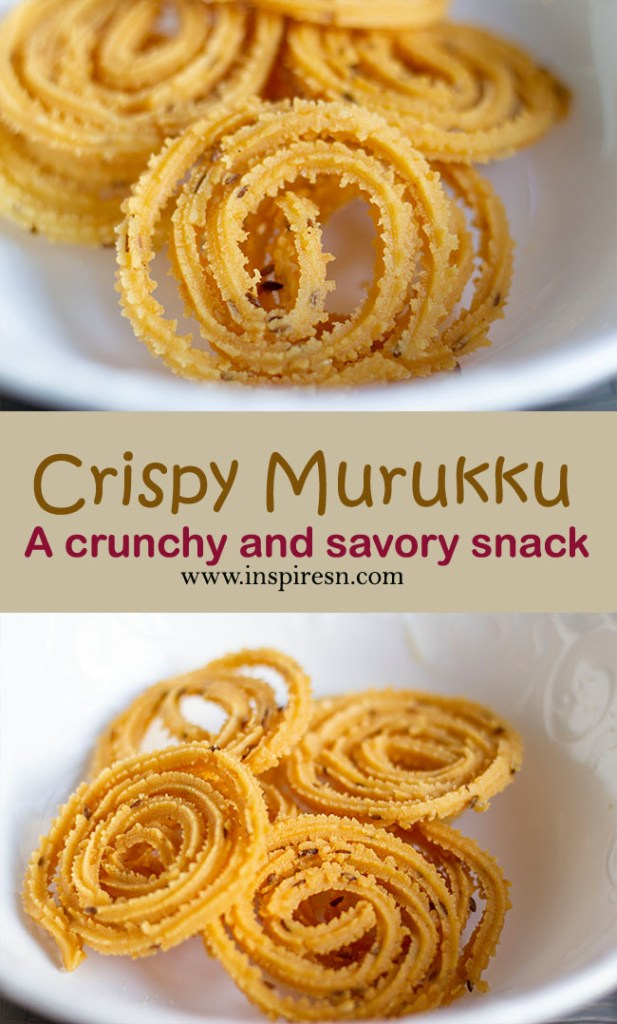 Crisp Murukku