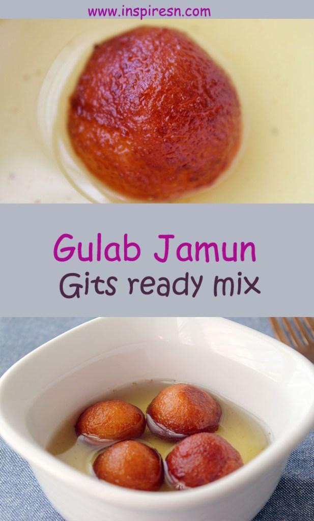 Gulab Jamun Gits ready mix