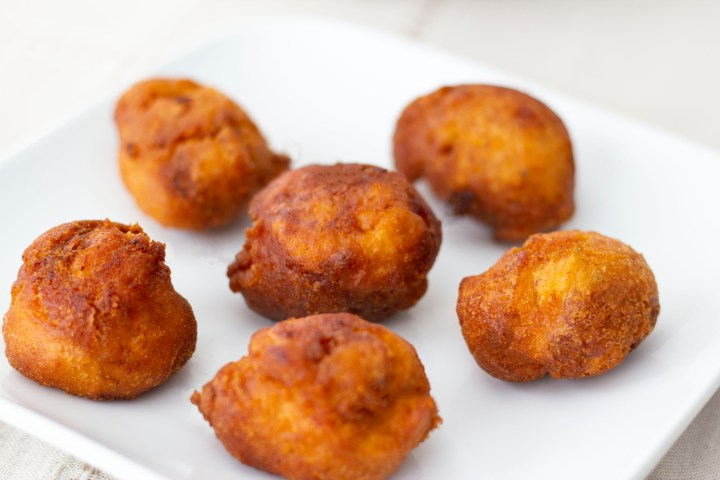 Kayappam Banana Fritters with jaggery