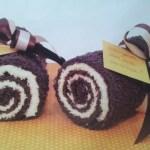 Como fazer Rocambole com toalhas – Passo a passo