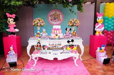 Decoração de festas com Flores