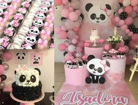 Festa Panda – Mais de 50 ideias