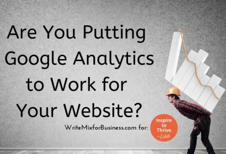 Google anlaytics
