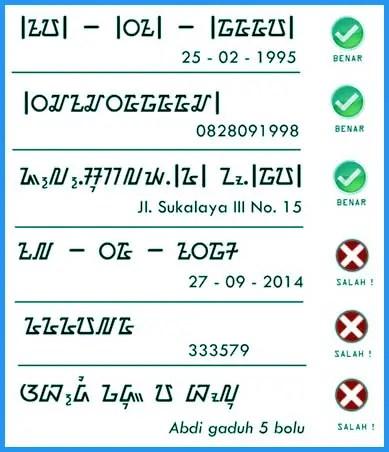 Selain itu mengajarcara menulis aksara kantet dan mengajar untuk mengetahui kosakata waktu dalam bahasa sunda. Contoh Kalimat Aksara Sunda Lengkap – SiswaPelajar.com