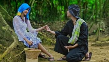 10 Nama Pakaian Adat Bali Pria Dan Wanita Gambar Keterangannya